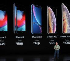 اسعار جوالات الايفون في امريكا 2019