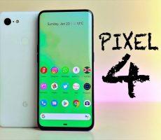 مواصفات هاتف جوجل Pixel 4