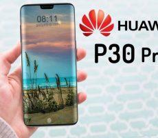 مواصفات وسعر Huawei P30