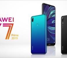 سعر هاتف هواوي y7 prime في السعودية