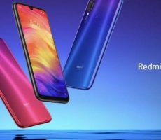 سعر ومواصفات Xiaomi Redmi Note 7 فى الاسواق